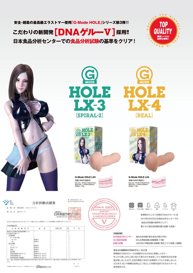 G-MdoeHOLE LX-3-4